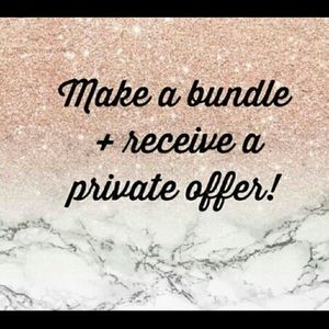 Other - Bundles !